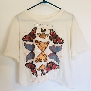Tops - Vintage crop top